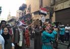 صور| شارع المعز.. لوحة فنية تعلن أن »مصر آمنة«