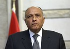 وزير الخارجية يتوجه إلي أكرا حاملا رسالة من الرئيس السيسي لنظيره الغاني