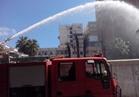 السيطرة على حريق بمصنع لتغليف المنتجات الغذائية بأكتوبر