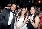 صور.. بهاء سلطان والليثي وبوسي ودينا نجوم زفاف «حمادة ومنة»
