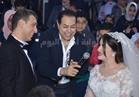 صور.. زفاف «أحمد وأمنية» بتوقيع حكيم