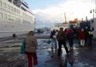 وصول 249 سائحًا من جنسيات مختلفة إلى ميناء الإسكندرية