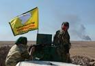 قوات سوريا الديمقراطية ترفع رايتها في استاد الرقة