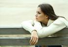 النساء النحيفات أكثر عرضة للاكتئاب !!