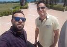 تامر عاشور «سعيد» بتكريمه مع رامي جمال بمهرجان «الإذاعات العربية»
