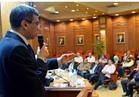 ياسر رزق : وضع برنامج عمل لحل مشكلات التعليم أهم من التوصيات