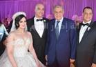 صور.. محلب يحتفل بزفاف ابنة شقيقه بحضور حمادة هلال والليثي وبوسي