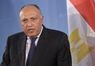 شكري: الشرق الأوسط قلب للعالم ومحور لتاريخه وتفاعلاته