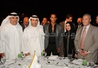 صور.. محمد رمضان يشارك في احتفالية البطولة الإفريقية للرماية