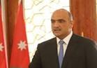 سفير مصر بالأردن يزور مصابي حريق المبنى الملاصق لمقر رئاسة الوزراء