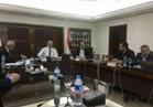 وزير التنمية المحلية يجتمع بمحافظي مطروح وأسوان