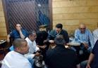 صور وفيديو| تعرف على السبب الحقيقي وراء زيارة علاء مبارك لـ«إمبابة»