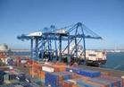 قطار سكر جديد يغادر ميناء دمياط