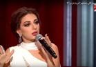 بالفيديو.. مريام فارس: حسين الجسمي والراحلة ذكري الأفضل بالوطن العربي