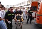 إصابة ضابط شرطة بالبحيرة أثناء تنفيذ حملة أمنية بكفر الدوار
