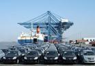 جمارك السيارات بالسويس تفرج عن 1145 سيارة  خلال يوليو الماضى