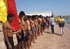انطلاق بطولة الجمهورية للسباحة في الغردقة بمشاركة 842 متسابقا