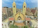 «كنيسة مارجرجس» أقدم الكنائس في طنطا وبناها الملك فؤاد