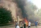 مصادر كنسية: استشهاد 9 قساوسة في تفجير «مارجرجس»