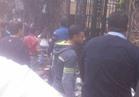 """""""الصحة"""": نقل 8 مصابين بحادث كنيسة """"مارجرجس"""" بطنطا للقاهرة"""