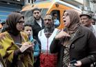 المسلمون يزاحمون الأقباط في التبرع بالدم بموقع المرقسية
