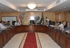 محافظ الفيوم يعقد اجتماعًا لحصر أملاك الدولة