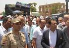 الآلاف يشاركون في موكب مولد أبو الحجاج بالأقصر