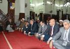 الجيزة تحتفل بليلة النصف من شعبان بمسجد نصر الدين