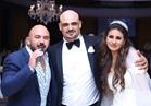 صور| زفاف «إبراهيم وهند» بتوقيع العسيلي ودينا