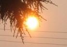 «الأرصاد»: طقس «الأحد» شديد الحرارة.. والعظمى بالقاهرة 39