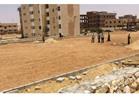 بدء تسليم أراضى الإسكان المتميز للفائزين بالقرعة العلنية بمدينة السادات