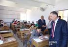 تباين آراء طلاب الشهادة الإعدادية حول امتحان اللغة العربية بدمياط
