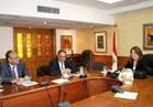 غادة والي تستعرض إستراتيجية الحماية الاجتماعية مع وفد البنك الدولي