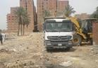 أمن القاهرة يسترد 68734 ألف متر من أراضي الدولة