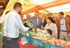 محافظ الجيزة يفتتح 17 معرضا لـ«أهلاً رمضان» بتخفيضات 30%