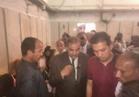رئيس جامعة الأزهر يزور مستشفى الحسين للاطمئنان على جودة الخدمات