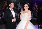 الصور الكاملة لحفل زفاف المطربة ساندي