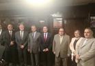 فودة يبحث مع وزير الكهرباء تدعيم شبكات الكهرباء واستخدام الطاقة الشمسية بجنوب سيناء