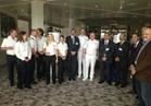 """ميناء الإسكندرية يحتفل  بالسفينة """" ماين شيف 5 """""""