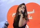 صور| نانسي عجرم تحتفل بـ«حاسة بيك» في القاهرة