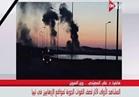 """بالصور.. """"ON Live"""" تبث المشاهد الأولى لآثار قصف القوات الجوية في ليبيا"""