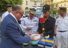 مدير أمن القاهرة يتفقد خدمات المنشآت الهامة وقت الإفطار