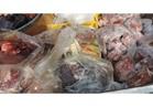 الزراعة: ضبط 58 ألف طن من اللحوم غير الصالحة للاستهلاك الآدمي