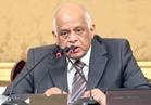 """""""عبد العال"""" مستاء من عدم اكتمال النصاب القانوني لجلسة البرلمان"""
