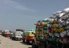 توريد 37 ألف طن قمح في شون محافظة الغربية