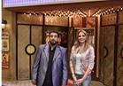 """في أخر حلقات برنامج""""ده كلام"""" .. حسام حسني يكشف علاقته بعمرو دياب"""