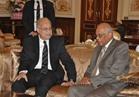 عقب مشادة النواب ووزير المالية.. «عبد العال» يلتقي «إسماعيل» للصلح بين الحكومة والبرلمان