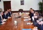 مصر وبيلاروسيا يبحثان التعاون لتحقيق مزيد الاكتشافات البترولية