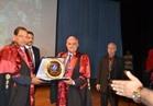 جامعة طنطا تقيم حفل تخريج دفعة 2016 من كلية التربية