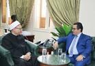 مفتي الجمهورية يستقبل سفير كازاخستان لبحث تعزيز التعاون الديني